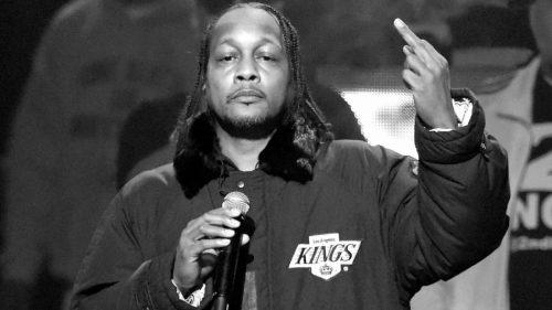DJ Quik quema en directo un cheque de Death Row Records