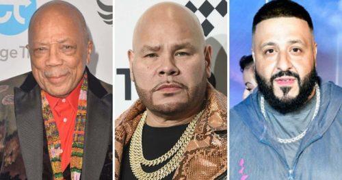 ¿Qué tienen en común Quincy Jones y DJ Khaled? Fat Joe lo explica