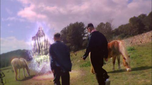 Enry-K y Pedro LaDroga estrenan el clip de «Chasin' / To the Moon»