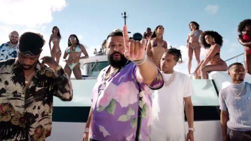 DJ Khaled, Lil Baby, Roddy Ricch y Bryson Tiller lanzan 'Body in Motion'