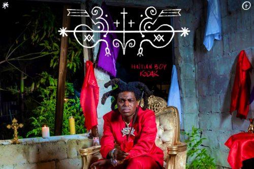 Kodak Black lanza 'Haitian Boy Kodak', su nuevo álbum