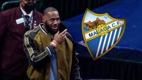 LeBron James se convierte en accionista del Málaga