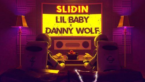 Lil Baby se une a Danny Wolf para hacernos disfrutar de 'Slidin'