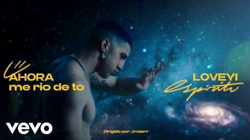 Love Yi está de vuelta con «Ahora me río de to'», su nuevo single