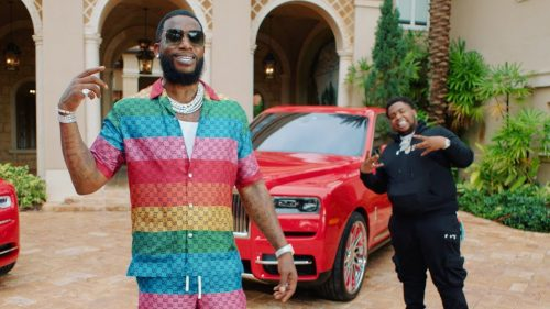 Gucci Mane nos adelanta su próximo álbum con el clip de 'Shit Crazy'