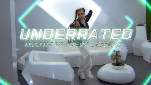 Rico Rosa recluta a Deva para brillar con 'Underrated'