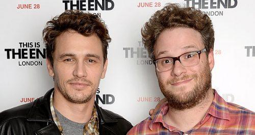 La «ruptura» entre James Franco y Seth Rogen, explicada