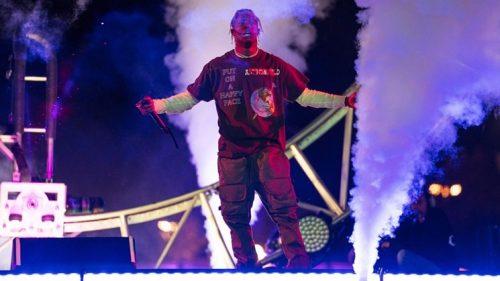 Travis Scott anuncia que está organizando el Astroworld Festival 2021