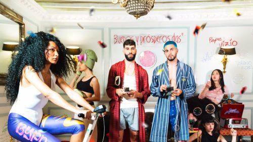 Pepe : Vizio presentan su nuevo álbum 'Buenos y Prósperos Días'
