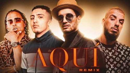 AriBeatz recluta a Morad, Ozuna y Soolking para 'Aquí (Remix)'