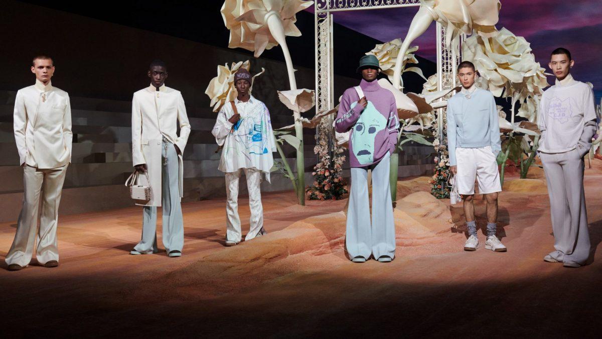 Travis Scott y Dior presentan su colección Summer 2022