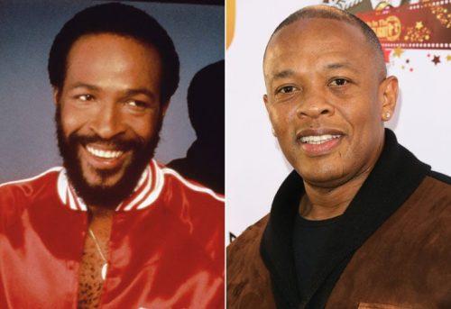 Dr. Dre producirá la película del legendario Marvin Gaye