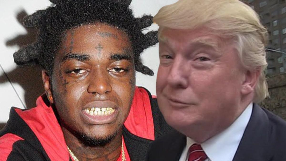 Kodak Black quiere que Donald Trump sea Presidente de nuevo