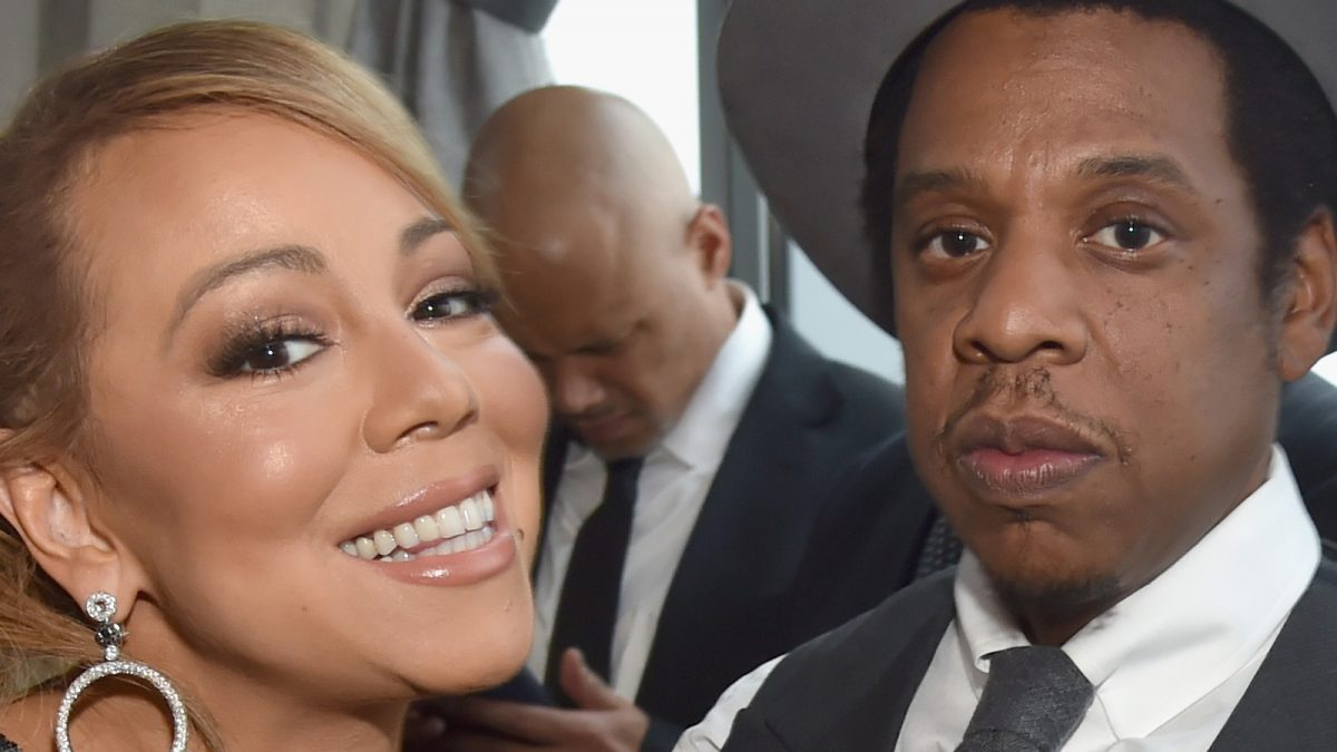 """Mariah Carey deja Roc Nation tras una """"gran pelea"""" con JAY-Z"""