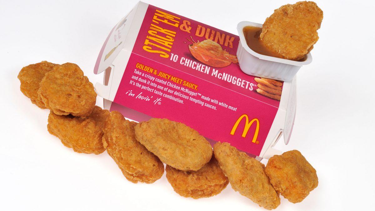 Compran un McNugget de pollo por casi 100.000 dólares
