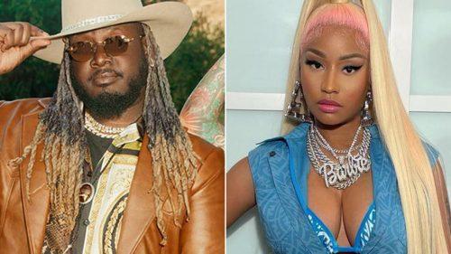 T-Pain reconoce que Nicki Minaj le rompió el corazón en 2007