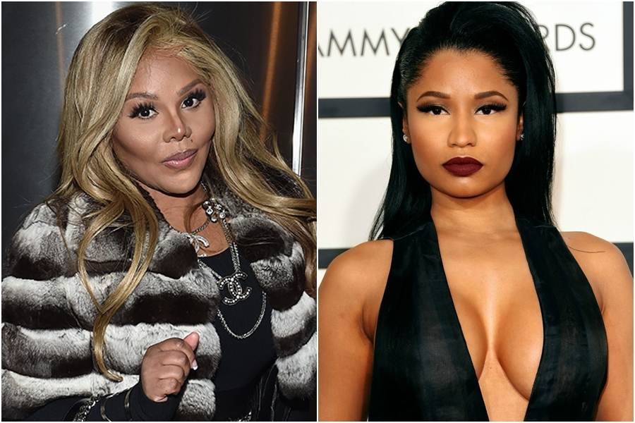 La legendaria Lil Kim reta a Nicki Minaj a una batalla Verzuz