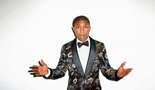Pharrell abrirá colegios gratuitos para estudiantes con bajos ingresos