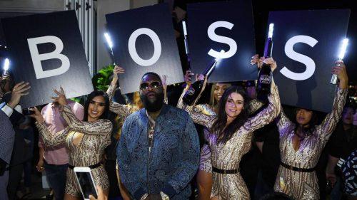 Rick Ross actuará fijo en Las Vegas, como las estrellas del pop