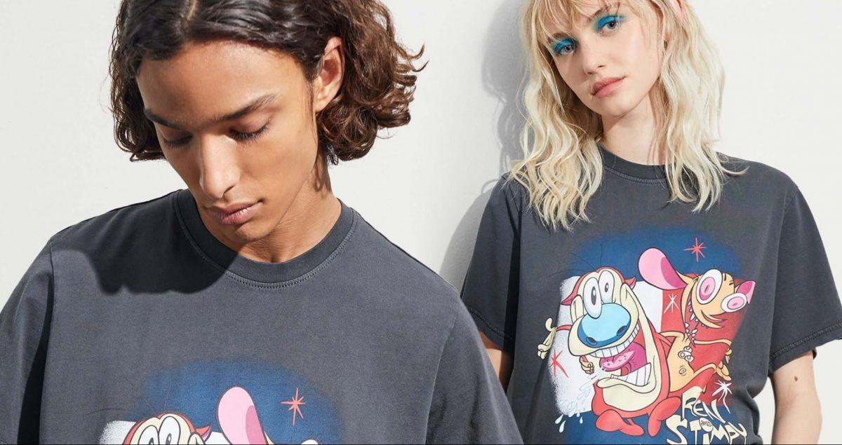 Tommy Jeans nos lleva a los 90 con Nickelodeon, MTV y más