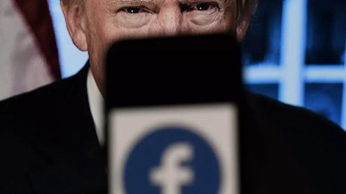 Donald Trump no podrá publicar en Facebook hasta 2023