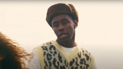 Tyler, the Creator continúa presentando su nuevo disco con 'Wusyaname'