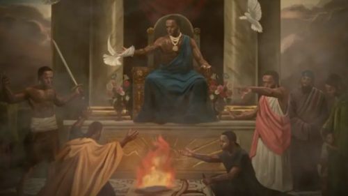 Pop Smoke y Dua Lipa se reúnen en el clip de 'Demeanor'