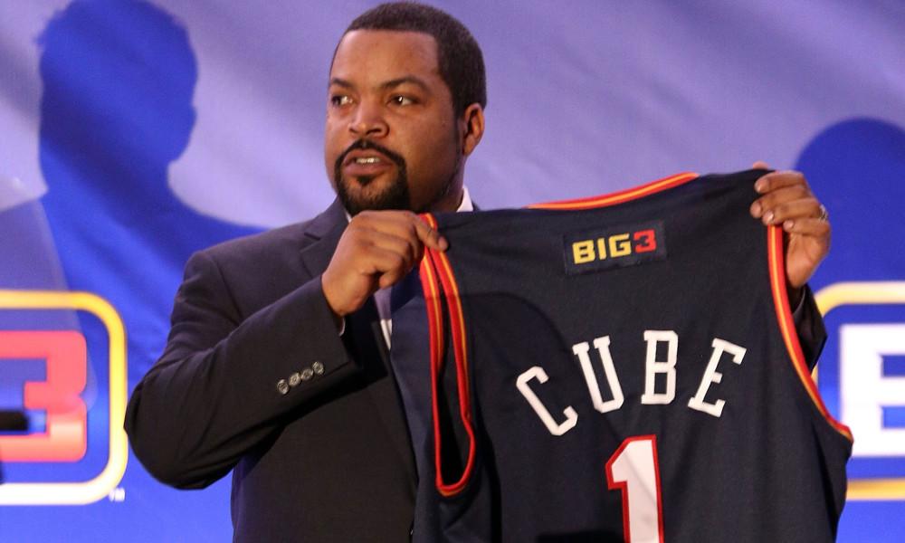 Ice Cube: «Levantar BIG3 fue mucho más difícil que mi carrera musical»