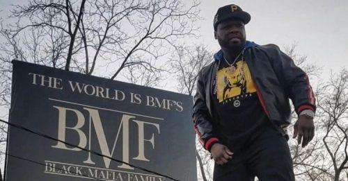 """Todo sobre """"Black Mafia Family"""": la nueva serie de 50 Cent"""
