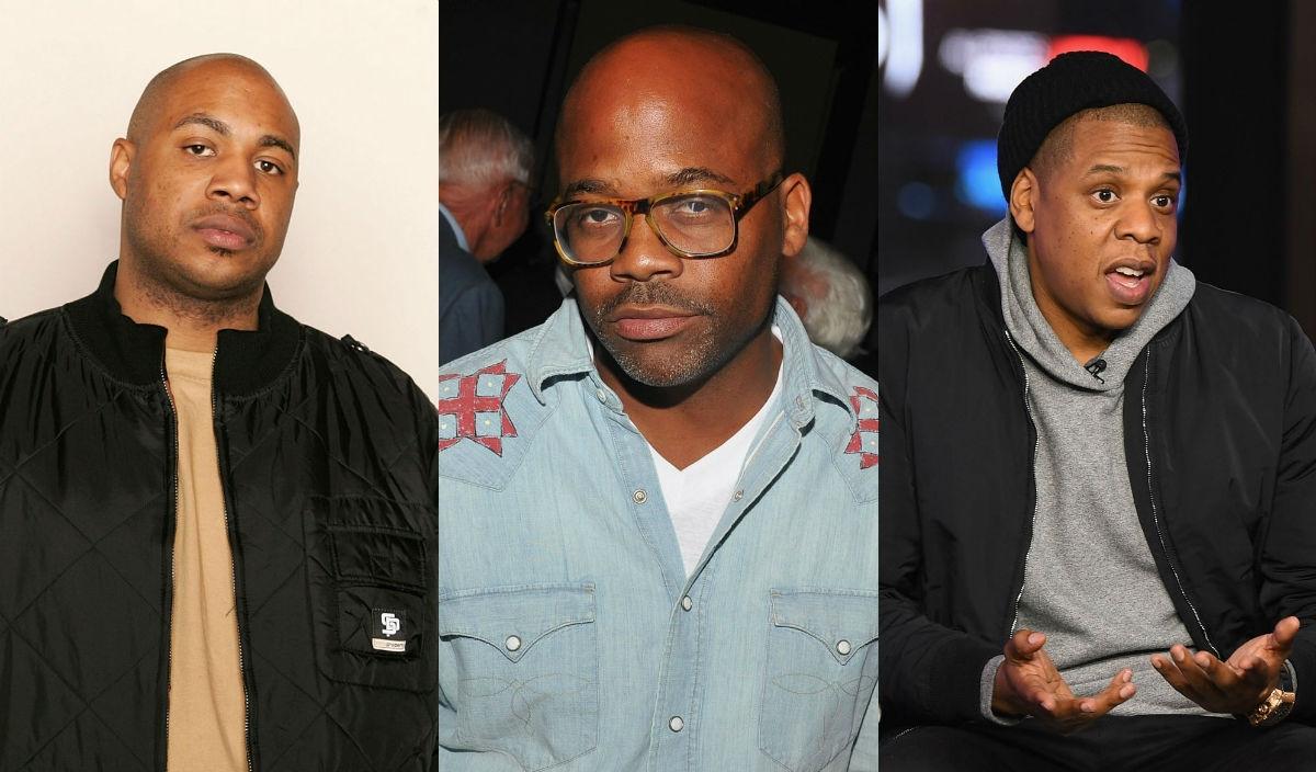 Damon Dash dice que el beef de Roc-A-Fella es entre JAY-Z y Kareem Burke
