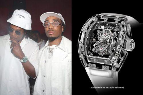 El reloj de 3 millones de dólares con el que JAY-Z sale a celebrar