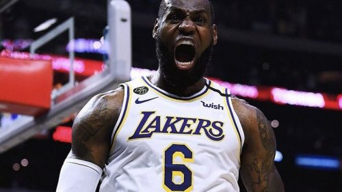 LeBron James se convierte en el primer milmillonario en activo en la NBA