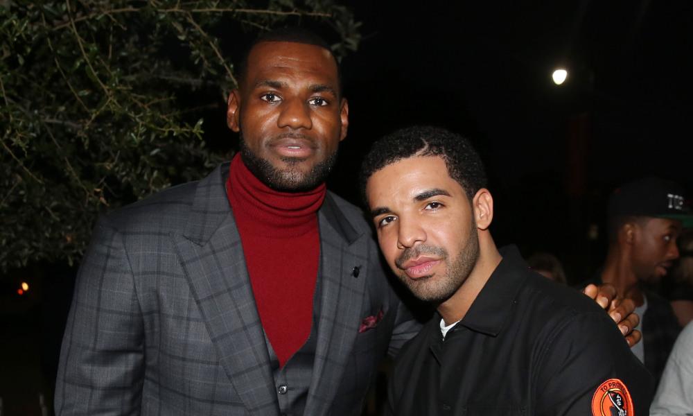 LeBron James y Drake unen fuerzas para producir un documental