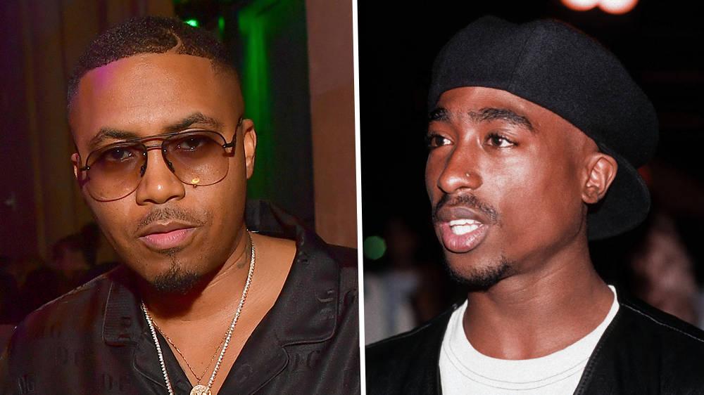 Se filtra un tema inédito de Nas insultando a Tupac
