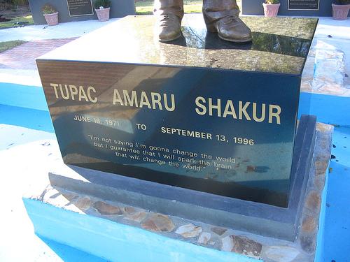 ¿Cómo funciona la Fundación Tupac Amaru Shakur?