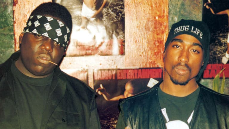 Un documental sobre las muertes de Tupac y Biggie promete reabrir el caso