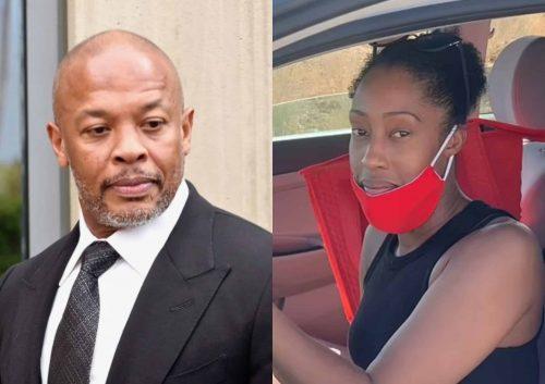 La hija vagabunda de Dr. Dre abre una cuenta en GoFundMe