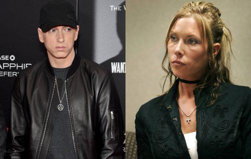 Kim Scott, la exmujer de Eminem, hospitalizada tras intentar suicidarse