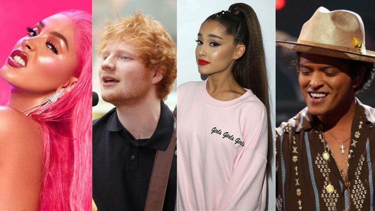 Los artistas más escuchados de Spotify del mes de julio (2021)