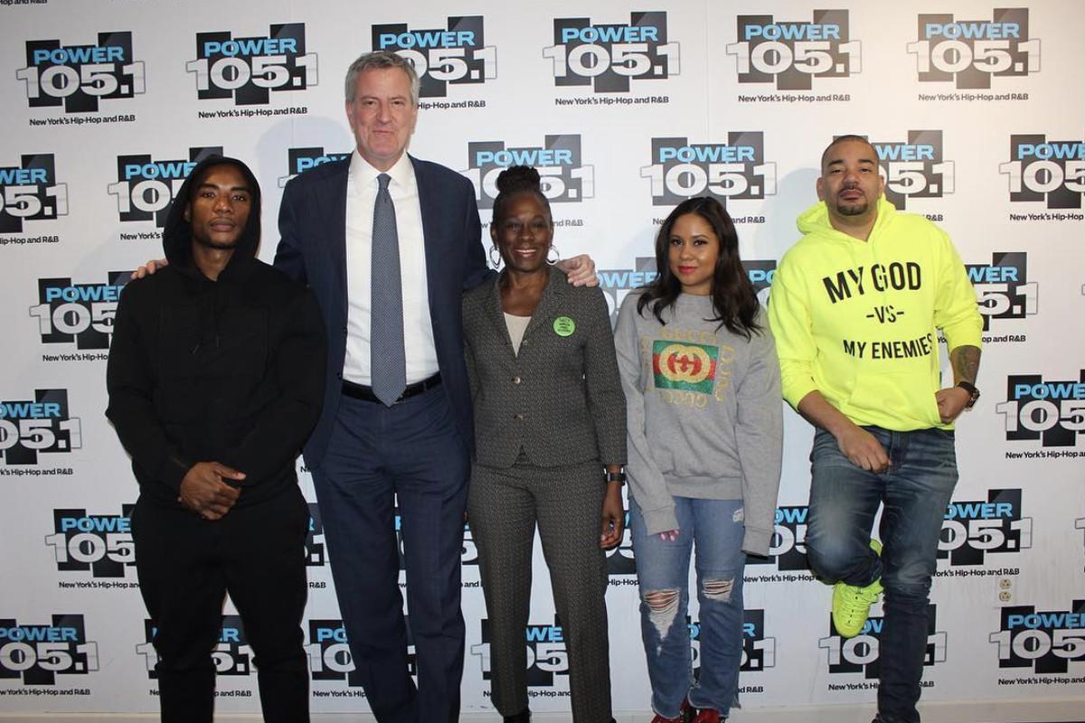 El alcalde de Nueva York: «Es tiempo para el hip hop en la ciudad»