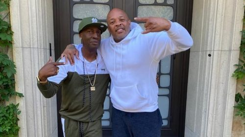 Grandmaster Flash dice que lo próximo de Dr. Dre «cambiará el juego»