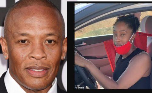La hija de Dr. Dre reconoce que es vagabunda y que duerme en el coche