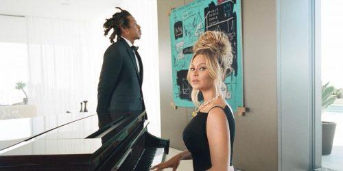 JAY-Z y Beyoncé protagonizan la nueva campaña de Tiffany & co.
