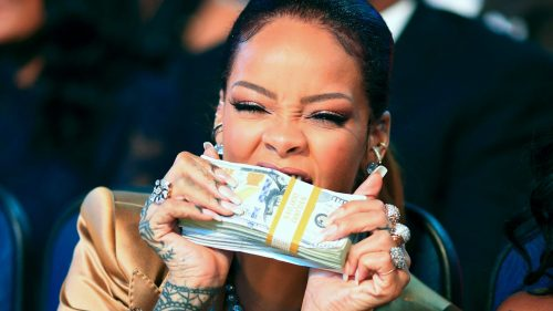 Rihanna se convierte oficialmente en billonaria según la revista Forbes