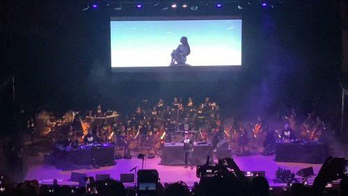 La vuelta de Wu-Tang Clan a los escenarios fue por todo lo alto