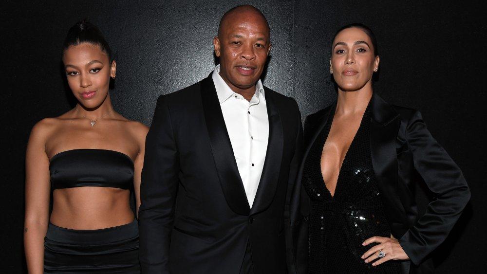 Dr. Dre demanda a su exmujer (Nicole Young) por robarle dinero