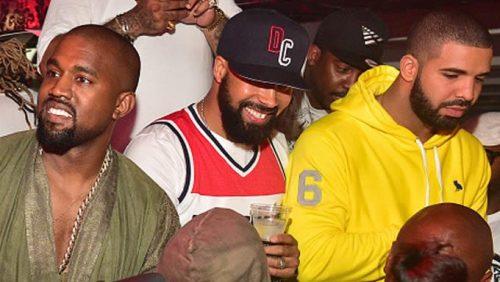 Aseguran que Drake presionó a Kanye West para que lanzara 'DONDA'