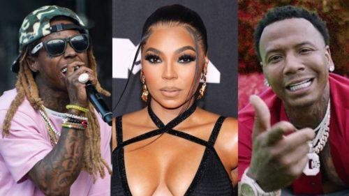 Moneybagg Yo estrena el remix de 'Wockesha' con Lil Wayne y Ashanti