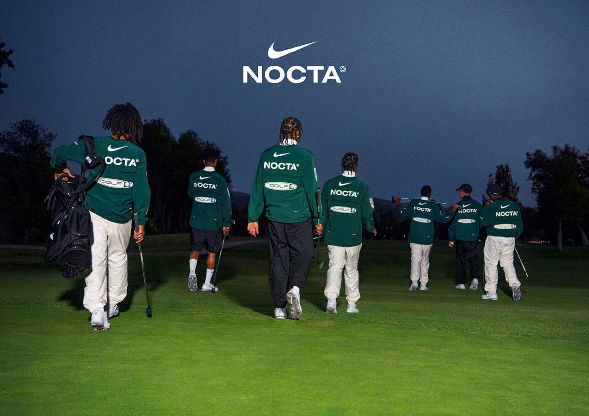 Drake y Nike presentan una colección de NOCTA centrada en el golf