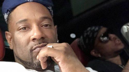 Un exgangster (afiliado a Black Mafia Family) amenaza a 50 Cent
